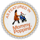 Featured in MommyPoppins