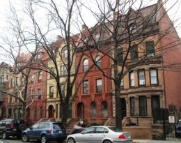 BROOKLYN'S PARK SLOPE: IT'S NOT ALL DOWNHILL FROM THERE!