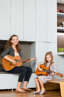 Brooklyln Guitar Lessons for Kids