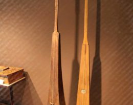 two unique instruments, the monochord
