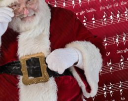 holiday music brings joy